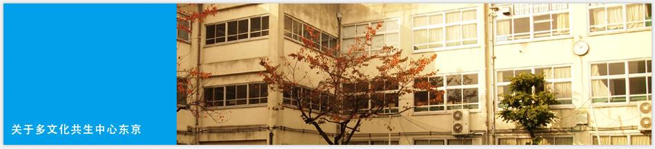 关于多文化共生中心东京