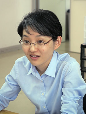 澤木 寛子(さわき ひろこ) 事務局スタッフ